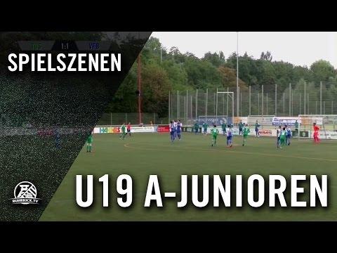 TuS Hordel - VfB Waltrop (U19 A-Junioren, Landesliga Westfalen, Staffel 2) - Spielszenen