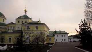 Свято-Екатерининский монастырь(Свято-Екатерининский мужской монастырь в Суханово ( Екатерининская пустынь). 26 ноября (7 декабря н.ст.) 1658..., 2012-11-25T22:46:41.000Z)