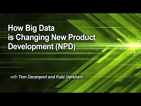 Webinar: How Big Data is Changing New Product Development