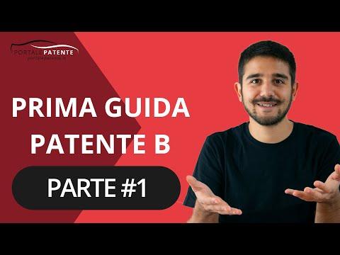 Prima Guida Patente B (parte 1) - Le Video Lezioni Di Portalepatente.it