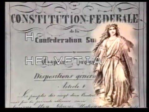 Histoire Suisse projet DVD