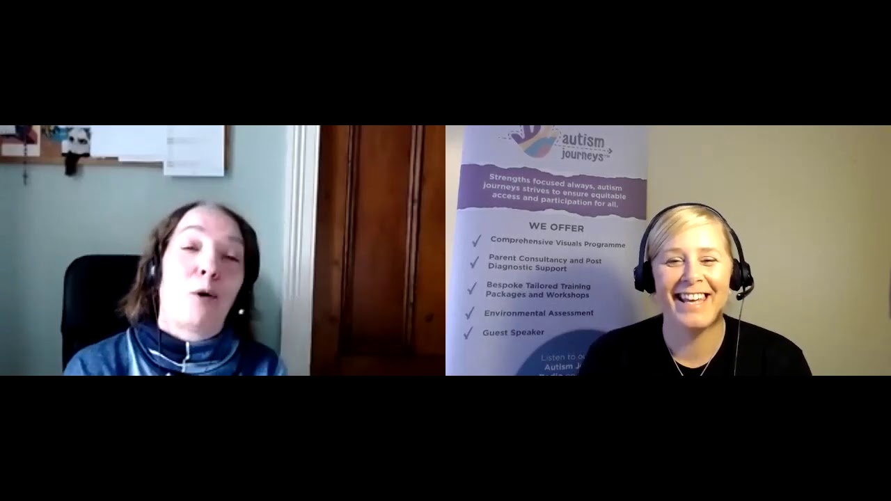 Dr. Olga Bogdashina on Sensory Perception in an Autism Context and Language Communication in Autism