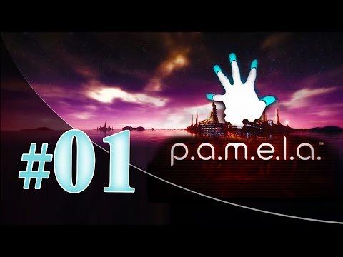 P.A.M.E.L.A. (ПАМЕЛА) Прохождение #1 - Зомби, роботы и психи