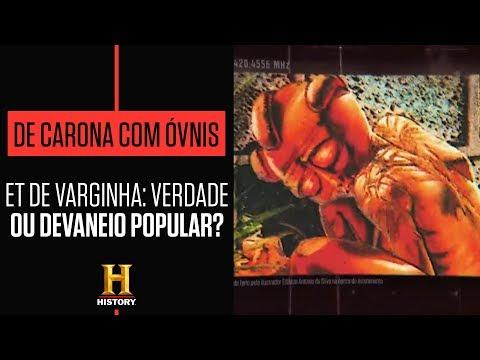 ET de Varginha teve morte suspeita e silenciamento de testemunhas  | DE CARONA COM ÓVNIS | HISTORY
