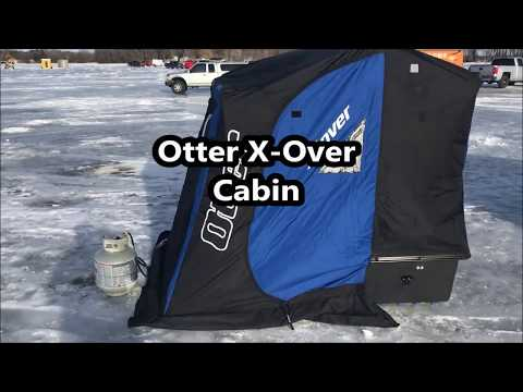 612outdoors.com - Otter X-Over Cabin