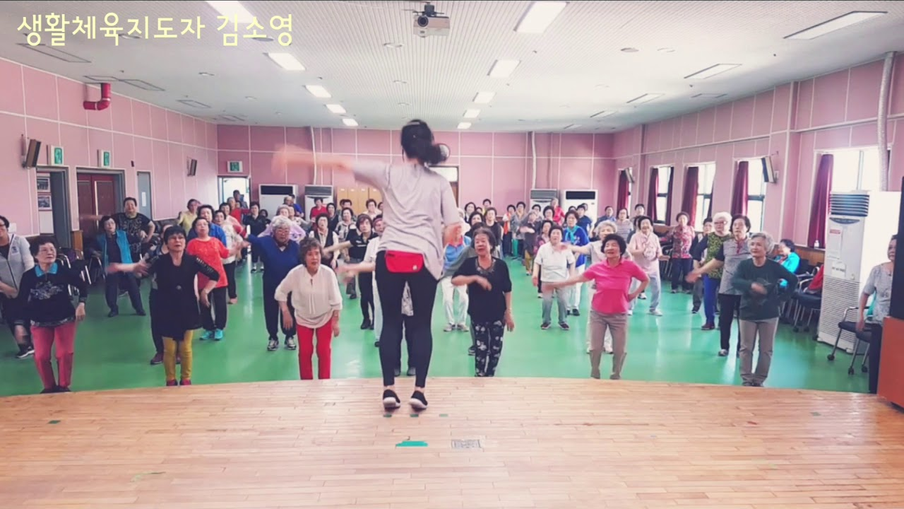 오동동타령-조미미(송산노인복지관)