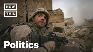 Why This Freelance Photographer Risked His Life to Show the Iraq War | NowThis