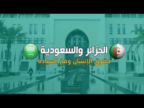 شاهد | الجزائر والسعودية.. حقوق الإنسان وفخ السيادة
