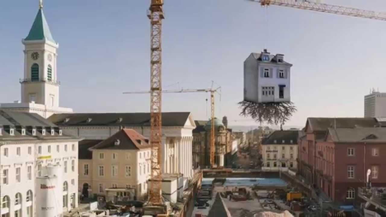 Karlsruhe Die Stadt Ist Der Star Youtube