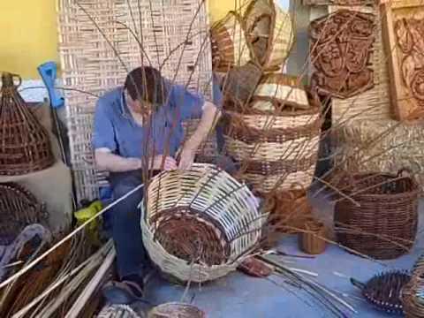 Artesania mimbre youtube for De donde se obtiene el marmol
