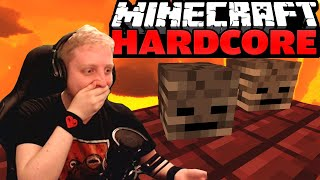 I've NEVER seen this happen before... - Minecraft Hardcore - S4E39 • Highlights