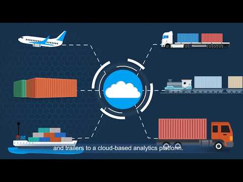 Real-time Cargo Tracking And Monitoring