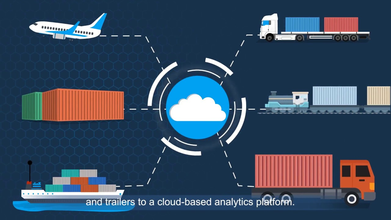 Supply Chain Visibility via Real-Time Cargo Tracking and