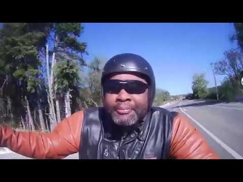 Harley Davidson Night Train versus Kawasaki Ninja 600 & Yamaha V-Max