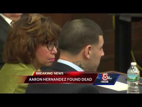 Aaron Hernandez found dead in prison cell
