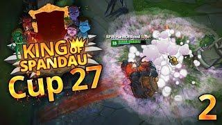 GEBOOSTED!!! | King Of Spandau [C27M2]
