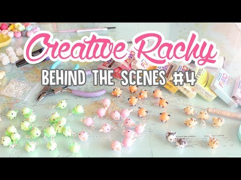 Creative Rachy Behind The Scenes #4