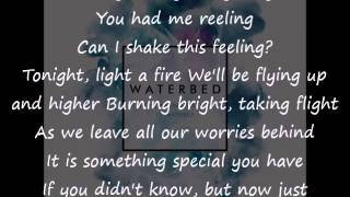 Waterbed The Chainsmokers Ft Waterbed || Lyrics