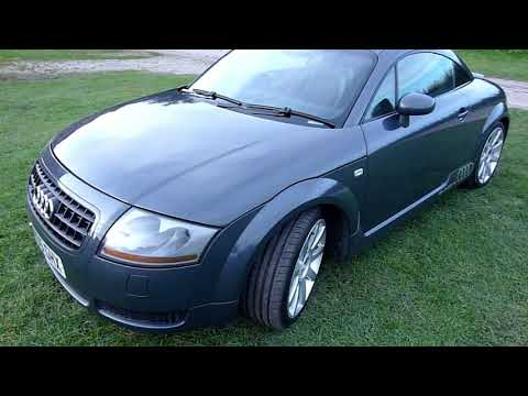 My Audi TT 1.8 Sport 225 BAM (2005) from YouTube · Duration:  3 minutes 14 seconds