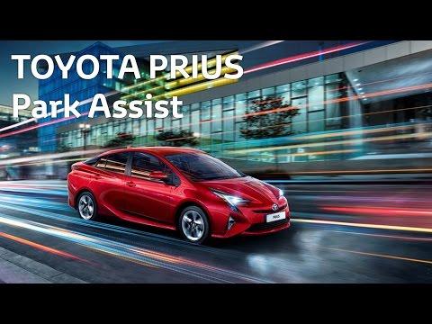 Toyota Prius - Park Assist