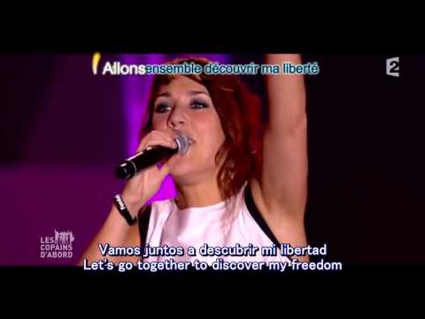 Zaz - Je veux Yo Quiero I Want subtitulos español subtitles english paroles karaoke