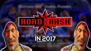 Playing Road Rash in 2017!