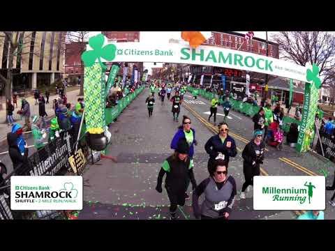 Citizens Bank Shamrock Shuffle Finish Video