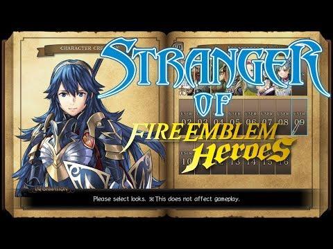 Tutorial: Cómo crear personajes en Stranger of Sword City (con Fire Emblem Heroes)