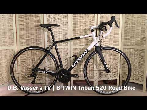 Btwin Triban 520 Hybrid