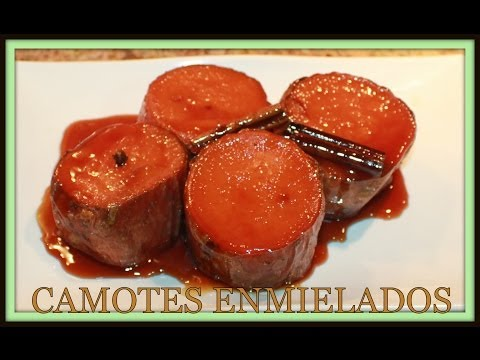 CAMOTES ENMIELADOS AmiestiloPeru