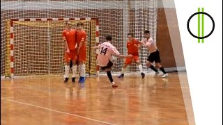 Futsal - Diákolimpia döntő Pécsett