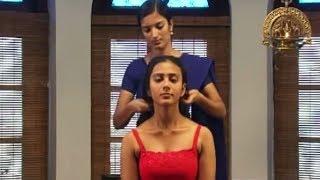 Ayurvedic Indian Head Massage - Kerela - India | World's Greatest Head Massage For Relaxation