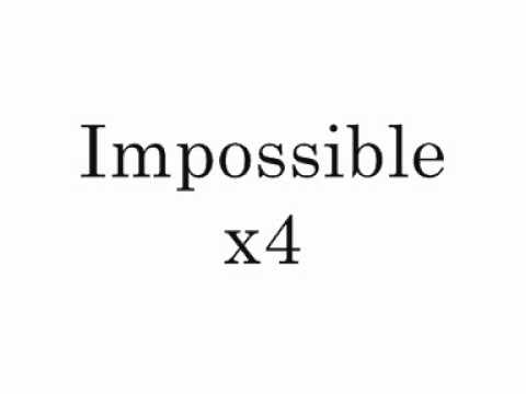 Shontelle  Impossible  KaraokeInstrumental
