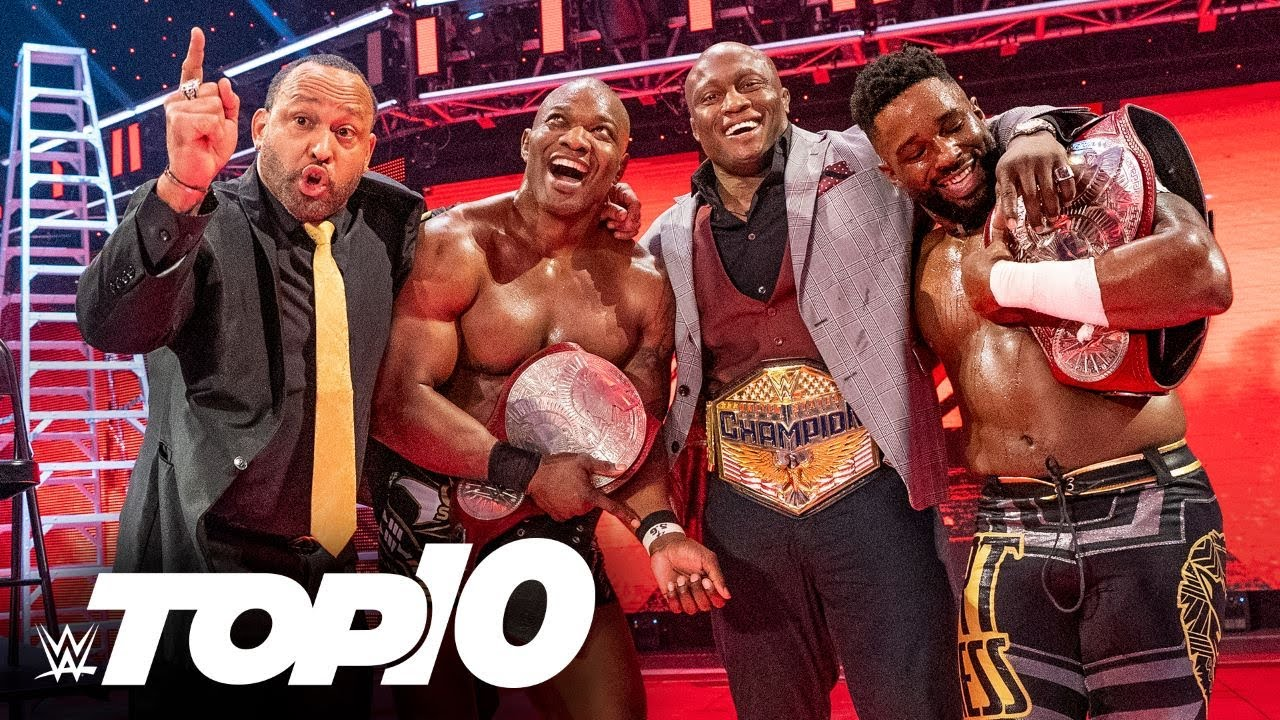 Download The Hurt Business' best moments: WWE Top 10, Oct. 3, 2021