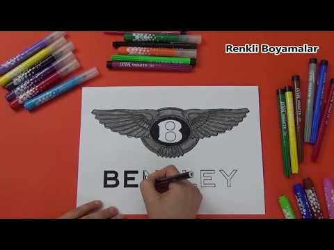 Bentley Logo Boyama Sayfasi Youtube