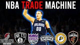 NBA Trade Machine: Aaron Gordon (2019-20)