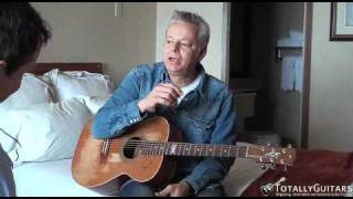Tommy Emmanuel Interview - Ruby Eyes