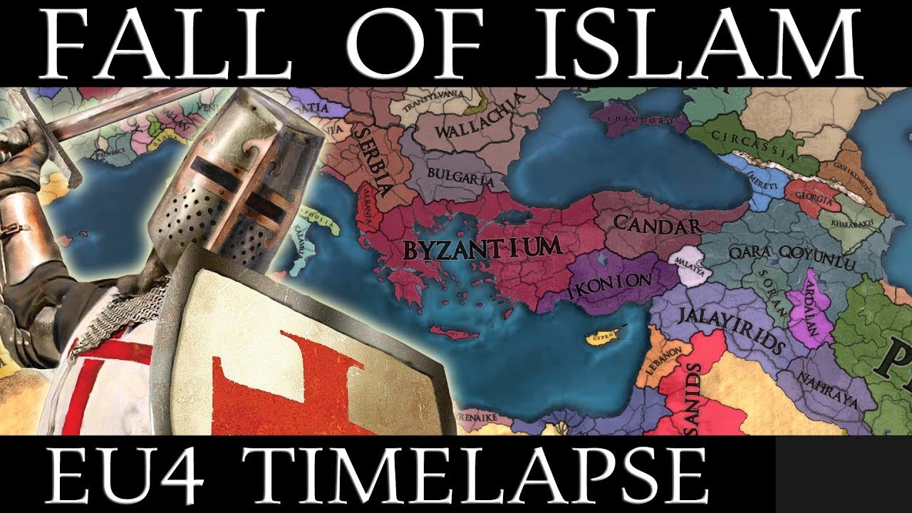 EU4 Timelapse: Fall of Islam (Alternative Timeline) Mod