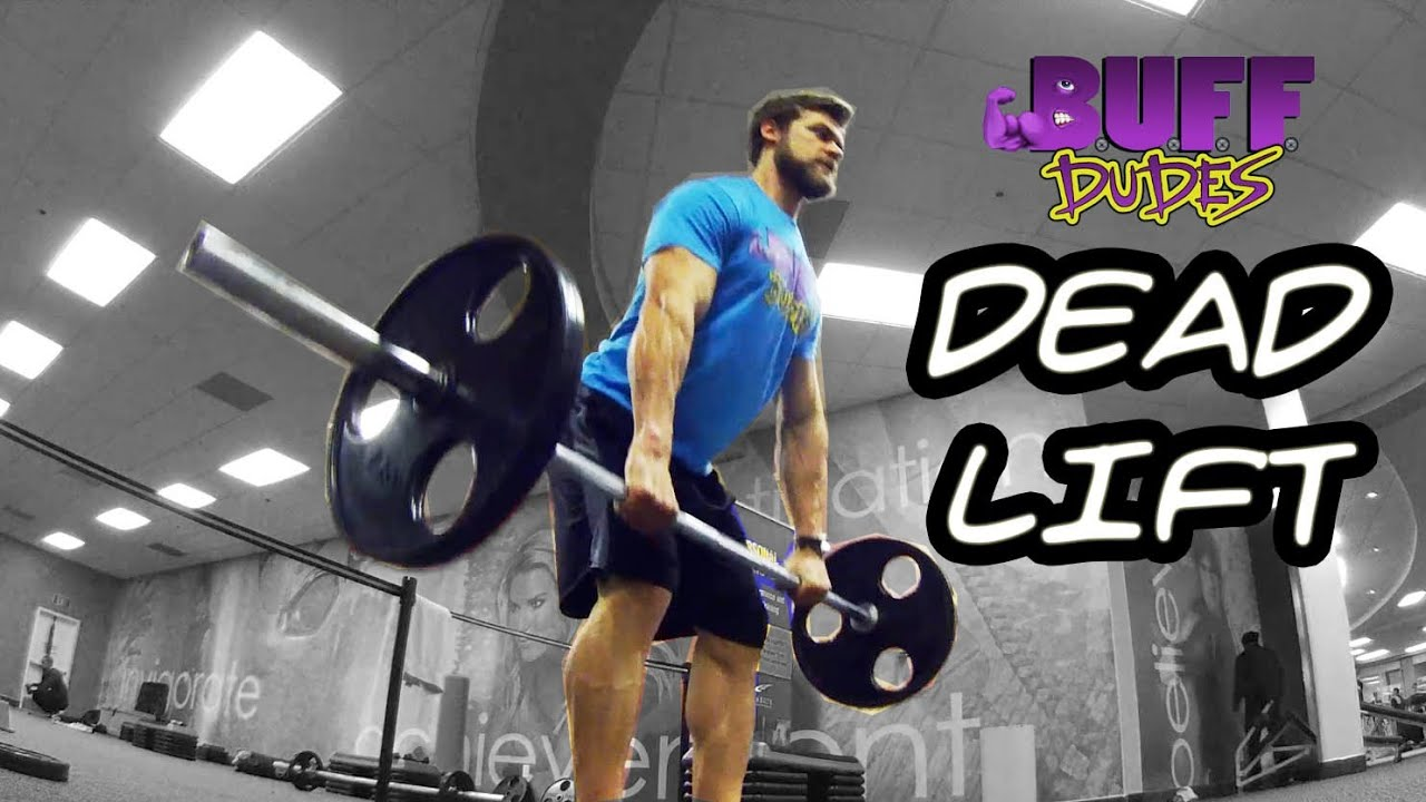 How To Perform The Deadlift Proper Deadlift Technique Form Youtube