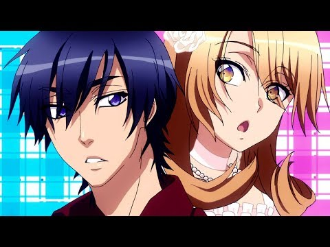 [AMV] Hot N Cold - Love Stage