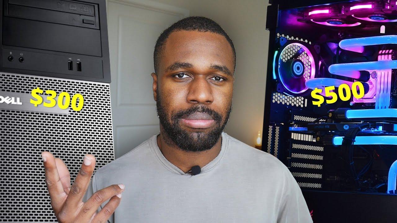 Download Don't Build a $300 Gaming PC...Just Save Up!   OzTalksHW