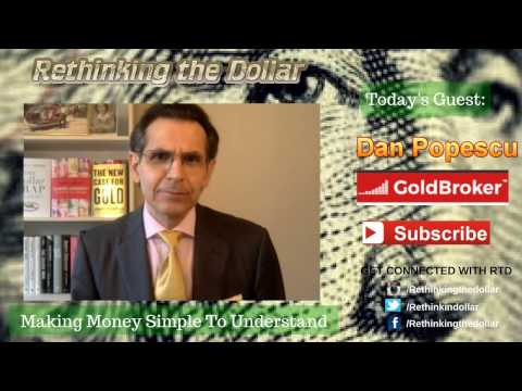 """RTD Ep:53 """"Eliminating Cash For The State To Have Control"""" - Dan Popescu"""