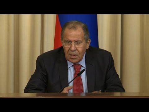 Russia's Lavrov says 'no facts' on Chechnya gay persecution