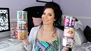 B&BWorks Spring Candle HAUL!
