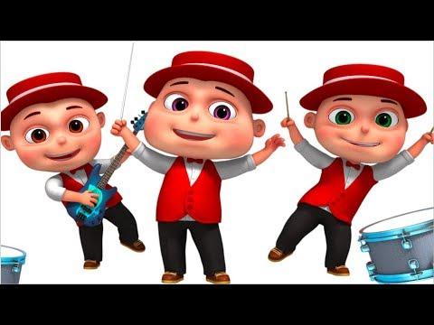 Zool Babies Series - Rock Band Episode | Cartoon Animation For Children | Videogyan Kids Shows