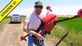 My New Autonomous Agriculture Drone! thumbnail