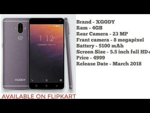 Xgody X1 Pro | Review of Xgody X1 Pro | IPhone ko takkar de raha ye phone | only Rs 4999 smartphone