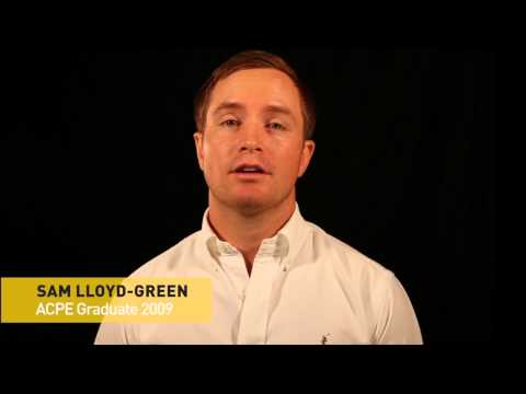 sports management interview with acpe alumni sam lloyd green a