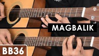 Magbalik - Callalily Guitar Tutorial