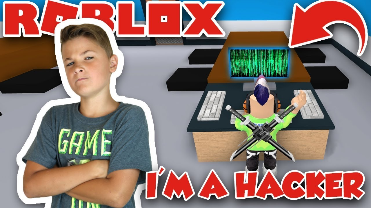 Hacking Computer In Roblox Flee The Facility Escape The Facility